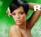 Rihanna en concert en France !