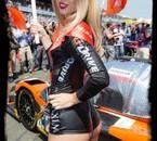 Sexy Racing Girl's