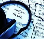 pas de music pas de reson de vivre