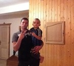Moi et mon neveux