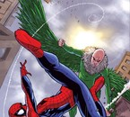 Spider-Man VS Volture