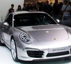 Nouvelle Porsche 911 (991)