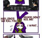 Joky veut être tué par Batman