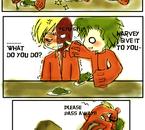 Une histoire d'haricots