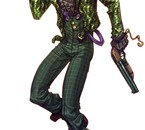 The Riddler (Artbook Arkham City)