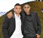 Marvin Martin et Ryad Boudebouz