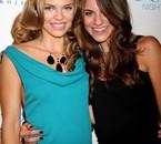 AnnaLyyne McCord et sa soeur Rachel ont participé à l'événement  Women's Rebuilgd à Las Vegas.