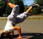 Hip-Hop was my life ♥