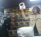 "masato, Chiyu @ Nico office pour la vente du DVD Live ""VIP POP SHOW"" (24/03/12)"