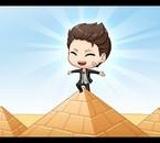 richard e la piramide