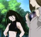"Screencaptures Fullmetal Alchemist 2003 - Lust - Episode ""La cicatrice"""