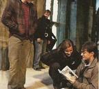 Rupert Grint, Emma Watson & Daniel Radcliffe