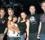 Yulia, Lena et le groupe