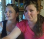 Moi & Ma Sister ;)