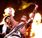Johnny Christ,Synyster Gates
