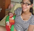 3 jours après ta naissance :)