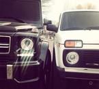 mes voitures armeni style armenios haykakan car niva brabus