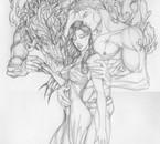 Rhage, Mary & la Bête