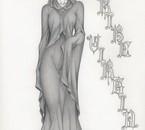 La Vierge Scribe