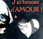 Besoin d'amour :'(