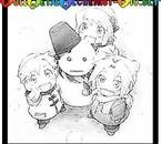 Alphonse, Winry et Edward ♥