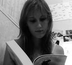Mon blog parle des livres que j'ai lues.
