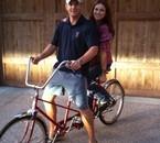 Jensen et sa femme Danneel Harris