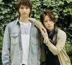 Junnosuke et Kazuya
