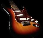 L'une de mes guitares, ma préférée (Stratocaster 60's)