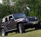 jeep vue de l'avant