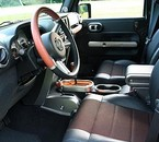 jeep intérieur