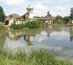 Le petit hameau de la reine a Versaille