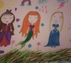 dessin de ma soeur (9ans et demi)