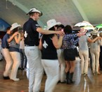 le V 24 mai 2013 aux Jardins de Maffliers soirée spéciale Québec