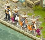 Team multi-élément  sur le serveur maimane