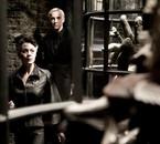 Draco and Narcissa Malfoy