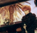 Mylene en 1991 interpretant l'autre...