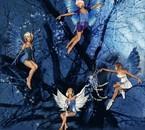 anges, elfes et fées