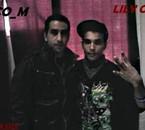 Me & psyco M