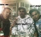Me & Diablo & gang mic