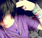 Je me suis lissé les cheveuuuuuux x)