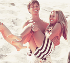 Matt Lanter et Ashley Tisdale