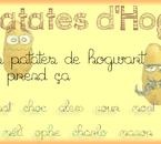 Je fais partie de la confrérie des patates d'Hogwart ! :D