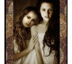 Une mère et sa fille, aussi belle l'une que l'autre