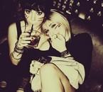 Holly Hope et Lyah Cox ♥