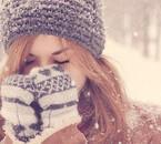 la neige:)