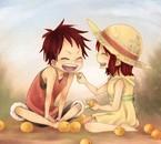 haru et haruna ( les jumeaux) enfant