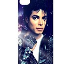 Admirable coque de Michael Jackson.