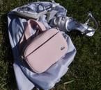 mon foulard+mes chaussures de princesse+ma sacoche lacoste