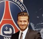 David Beckham au PSG pour 5 mois !